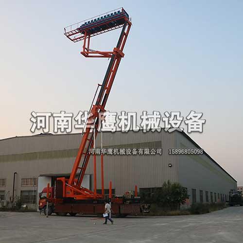 高空制瓦机