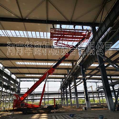 钢结构反吊顶设备